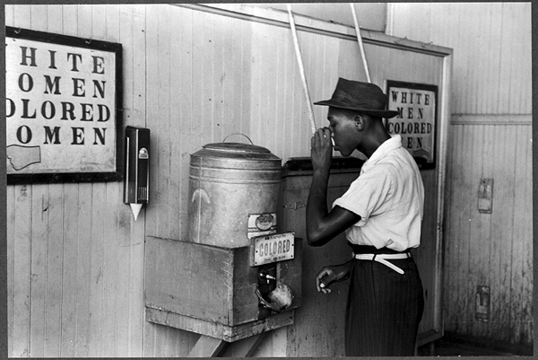Amistad digital resource jim crow for Black and white only