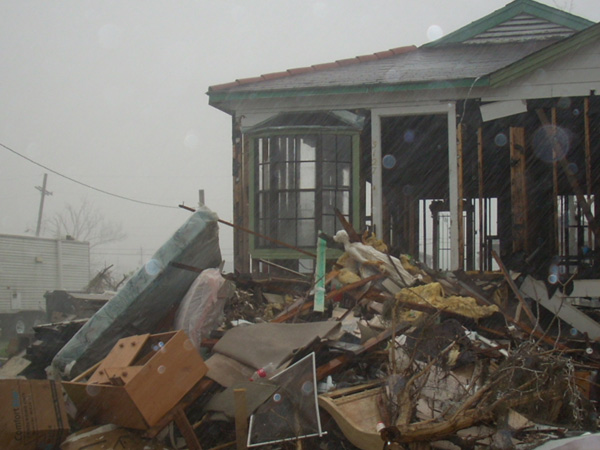 Amistad Digital Resource Hurricane Katrina
