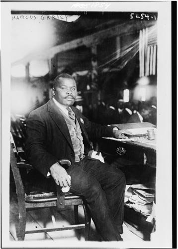 Marcus Garvey, August 5, 1924.