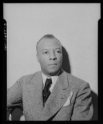A. Philip Randolph, ca. 1935-1945.