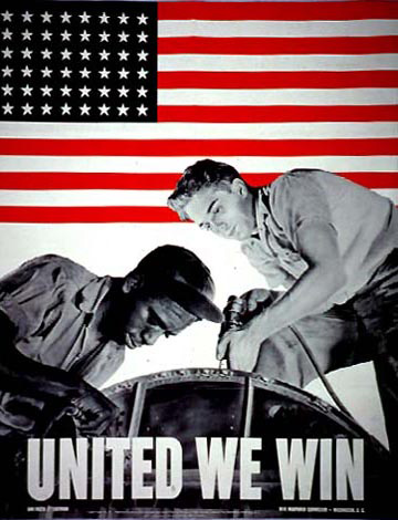 United We Win [World War II Poster] (1943)