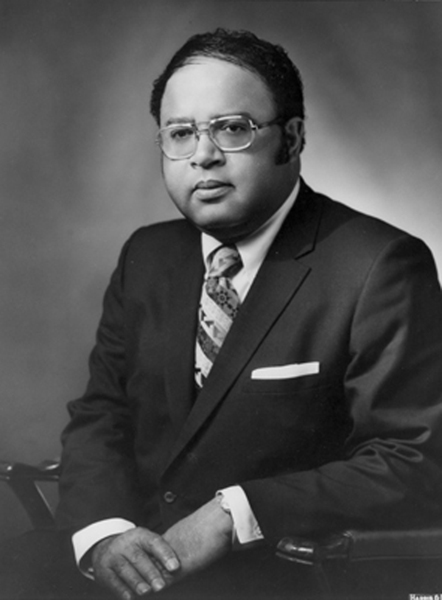 Charles Diggs, member of the United States House of Representatives.