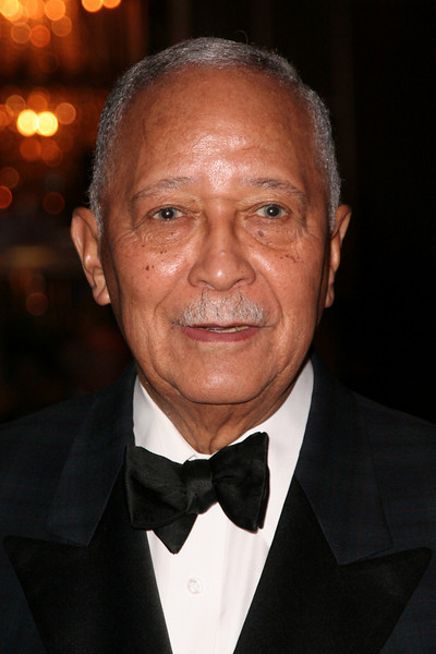 "David Dinkins at the ""New Yorker for New York City"" Gala, February 2007."
