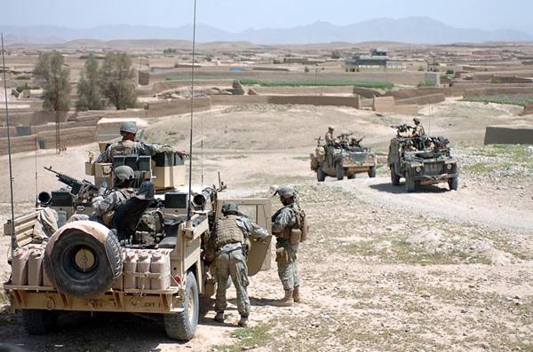 Afghanistan April 2007.